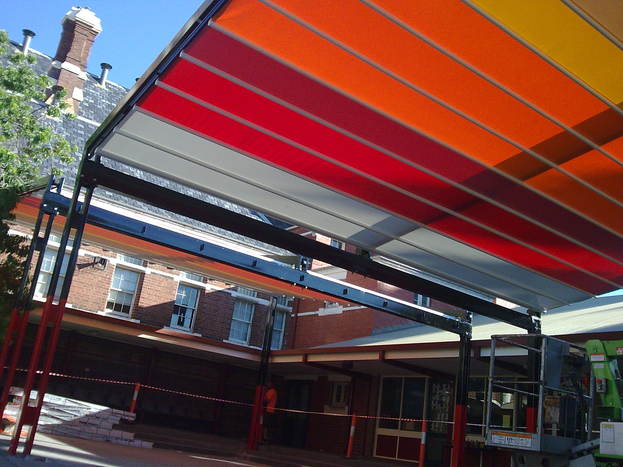 Oztech Awning Systems