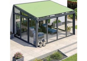 Aluxor Sundream Compact Conservatory  sunroof